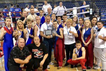 Первенство мира по савату – 11 медалей у юных россиян